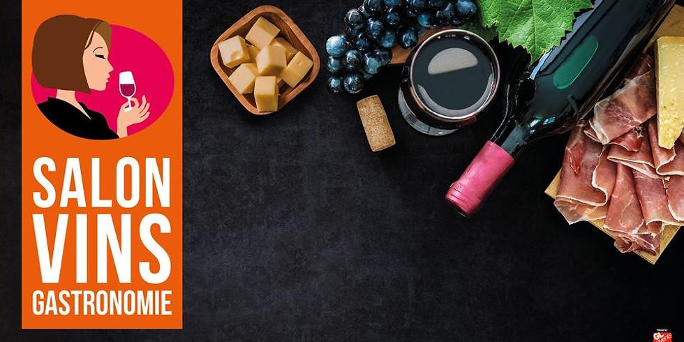 Salon Vins & Gastronomie Biarritz