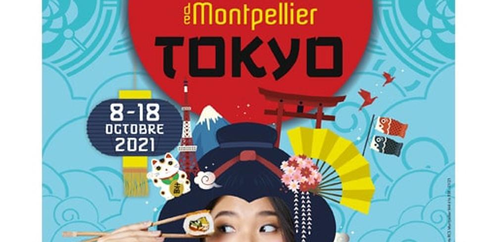 Foire internationale de Montpellier avec les AOC Languedoc