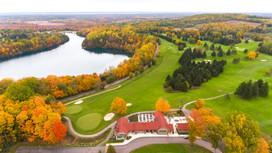 Brilliant Green Lakes State Park Fall Foliage (Aiden Media)