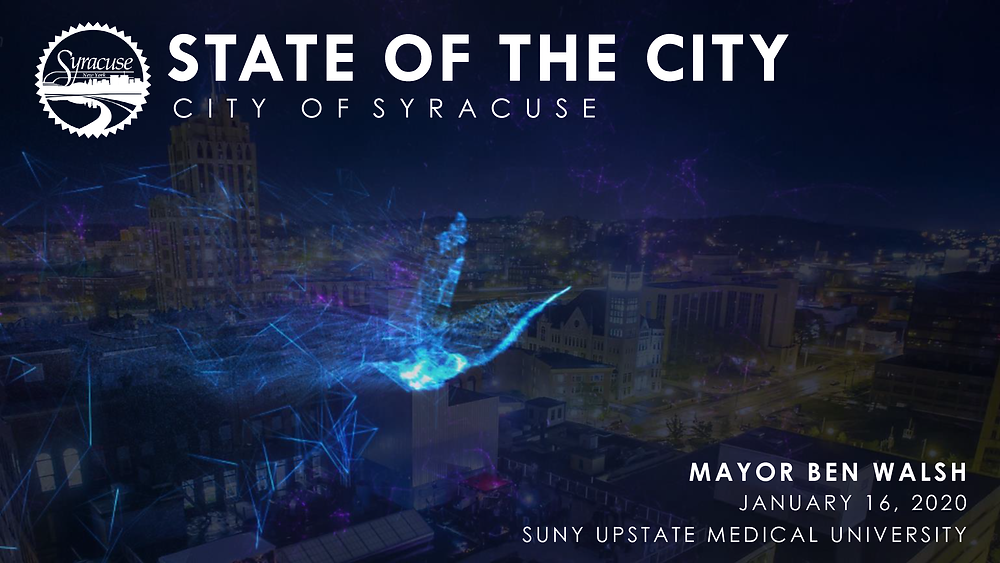 State of the city syracuse 2020
