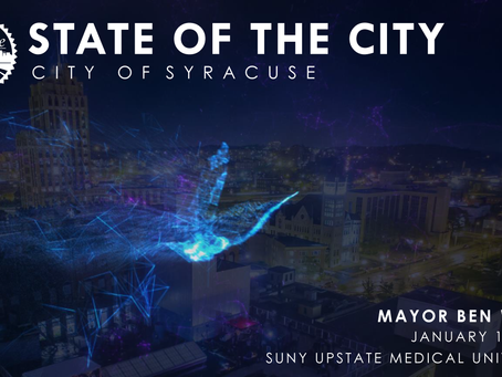 City of Syracuse Features Aiden Media