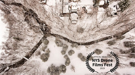 Award-Winning Medalist Photo from NYS International Drone Film Festival (Aiden Media)