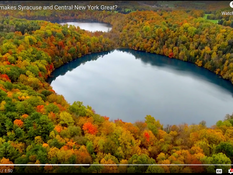 Video:What Makes Syracuse and Central New York Great?