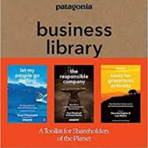 Patagonia Business Library - Yvon Chouinard