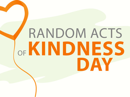 Random Acts of Kindness Day 2020