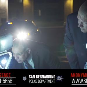 Digital Canvass Videos for San Bernardino Police Department