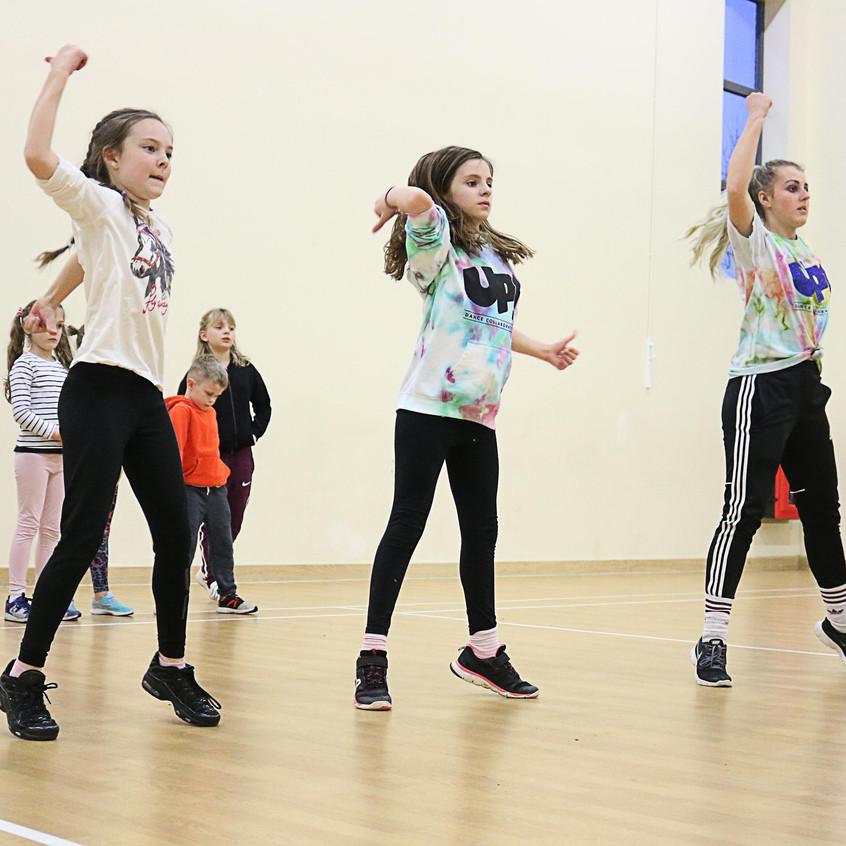 Street Dance Girls