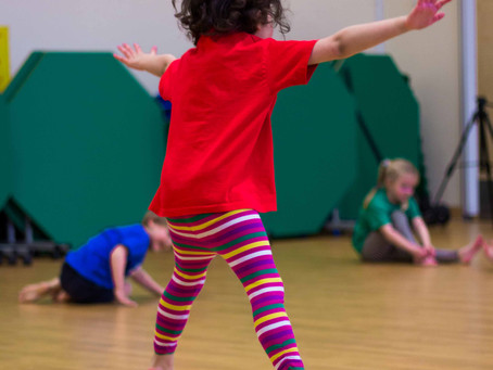 Dance in Early Childhood