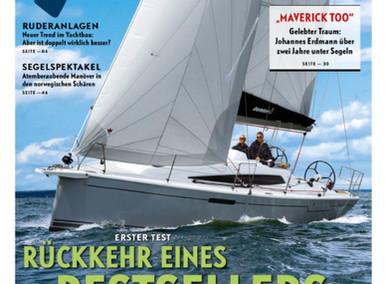 Tyska Yacht testar Dehler 34