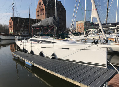 Dehler 38 Competition 2018 till salu!