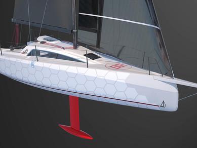 Nu lanseras Dehler 30 one design!
