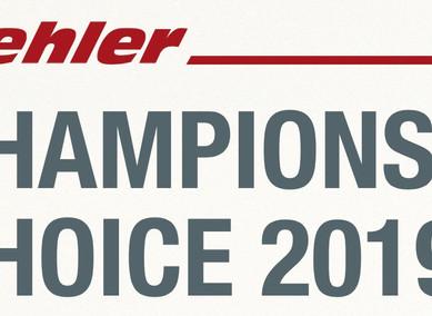 Dehler Champions Choice 2019!