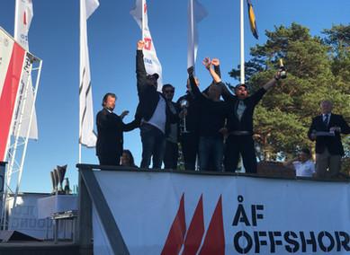 Dehler 36 klassegrare ÅFOR Gotland runt!
