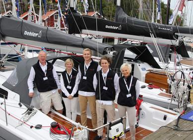 Båtverket Sverige AB är från och med 1 september 2016 generalimportör av Dehler i Sverige!
