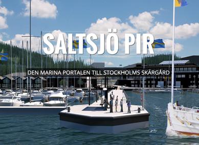 Invigning på Saltsjö-Pir! Kom och fira med oss i våra nya lokaler!