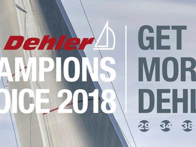 Dehler Champion Choice!