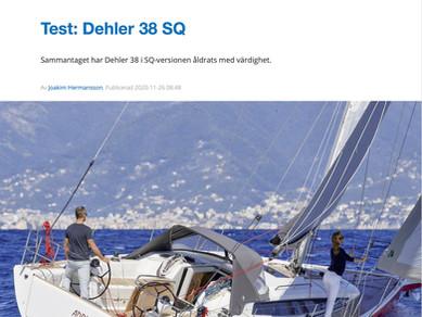 Dehler 38SQ test