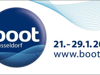 Snart dags för världens största inomhusmässa - boot Düsseldorf!