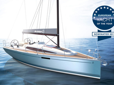 Nya Dehler 34 nominerad till European Yacht of The Year, EYOTY, 2017