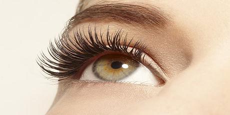 eyelash extensions, extensão de pestanas