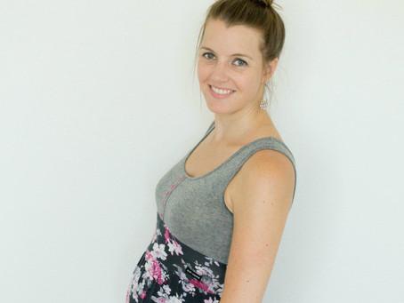 Vegan Pregnancy Update {Week 26}