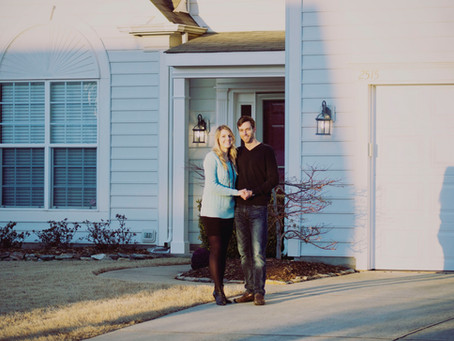 Downsizing before baby Deane