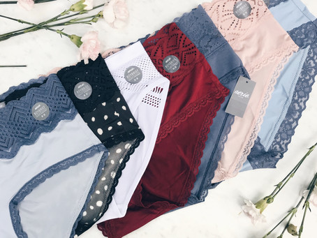 Taking sexy back: Aerie undies 10 for $35