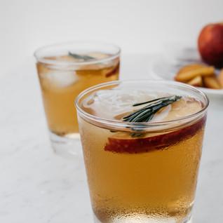 Rooibos Cran-Peach Cooler