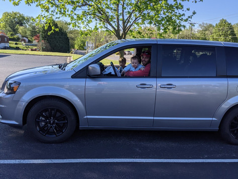 Moving Overseas - Part Two: Road trip from NC to PA