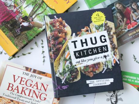 5 Best Vegan Cookbooks