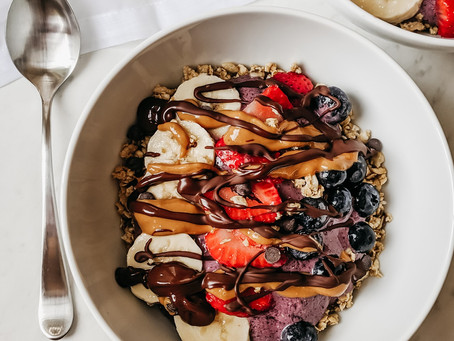 Açai Bowl Recipe