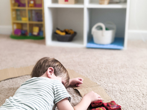 Transitioning your toddler from naps to quiet time