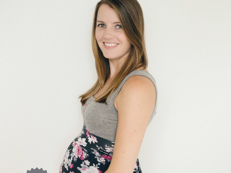 Vegan Pregnancy Update {Week 31}