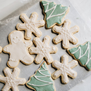 Christmas Sugar Cookie Recipe + National Cookie Day