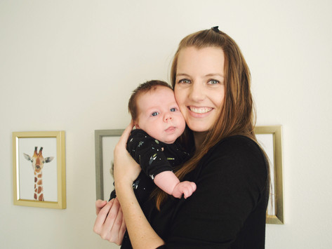 Diary of an Overwhelmed First Time Mom