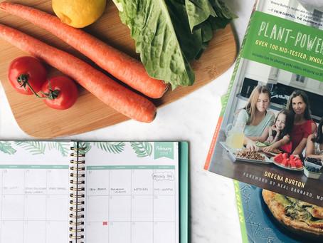 Vegan Meal Planning