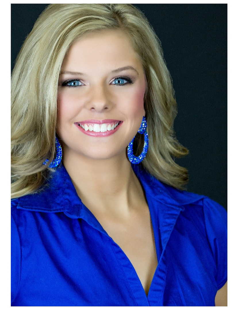 Miss South Central Outstanding Teen 2014