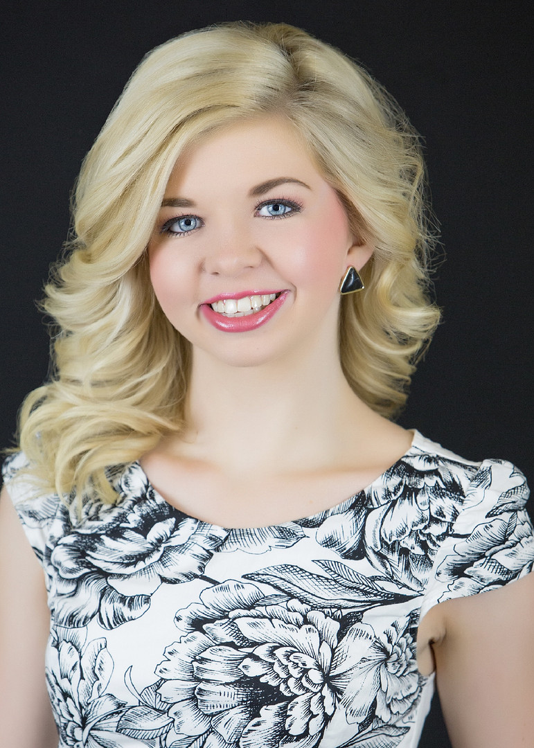 Miss South Central Outstanding Teen 2015