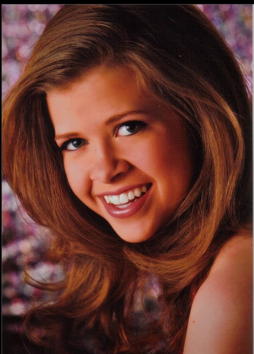 Miss Anderson Outstanding Teen 2006