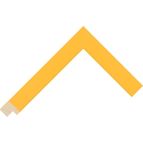 LJS Confetti Moulding Yellow