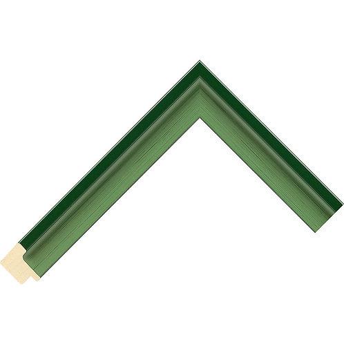 LJS La Moda 1 Moulding Green