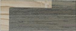 L Shape Grey Veneer 23 & 39mm Rebate