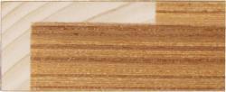 L Shape Oak Veneer 23 & 39mm Rebate