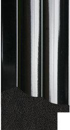 50mm deco black gloss POLCORE