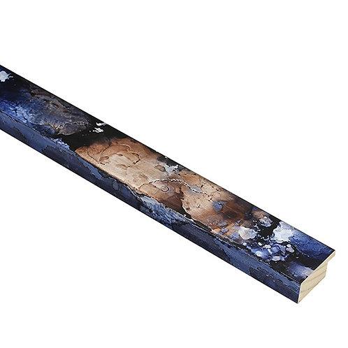 'Minerale' Azurite Frame Moulding