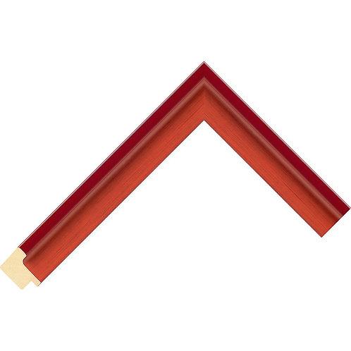 LJS La Moda 1 Moulding Red