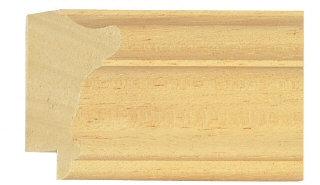 1 7/8in Plain Wood Scoop