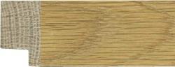 "1 1/8"" Flat Oak"