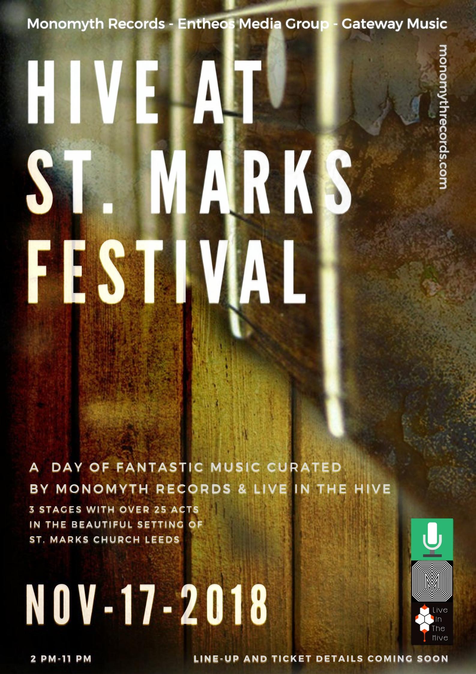 Hive atST. Marksfestival 3 (1)