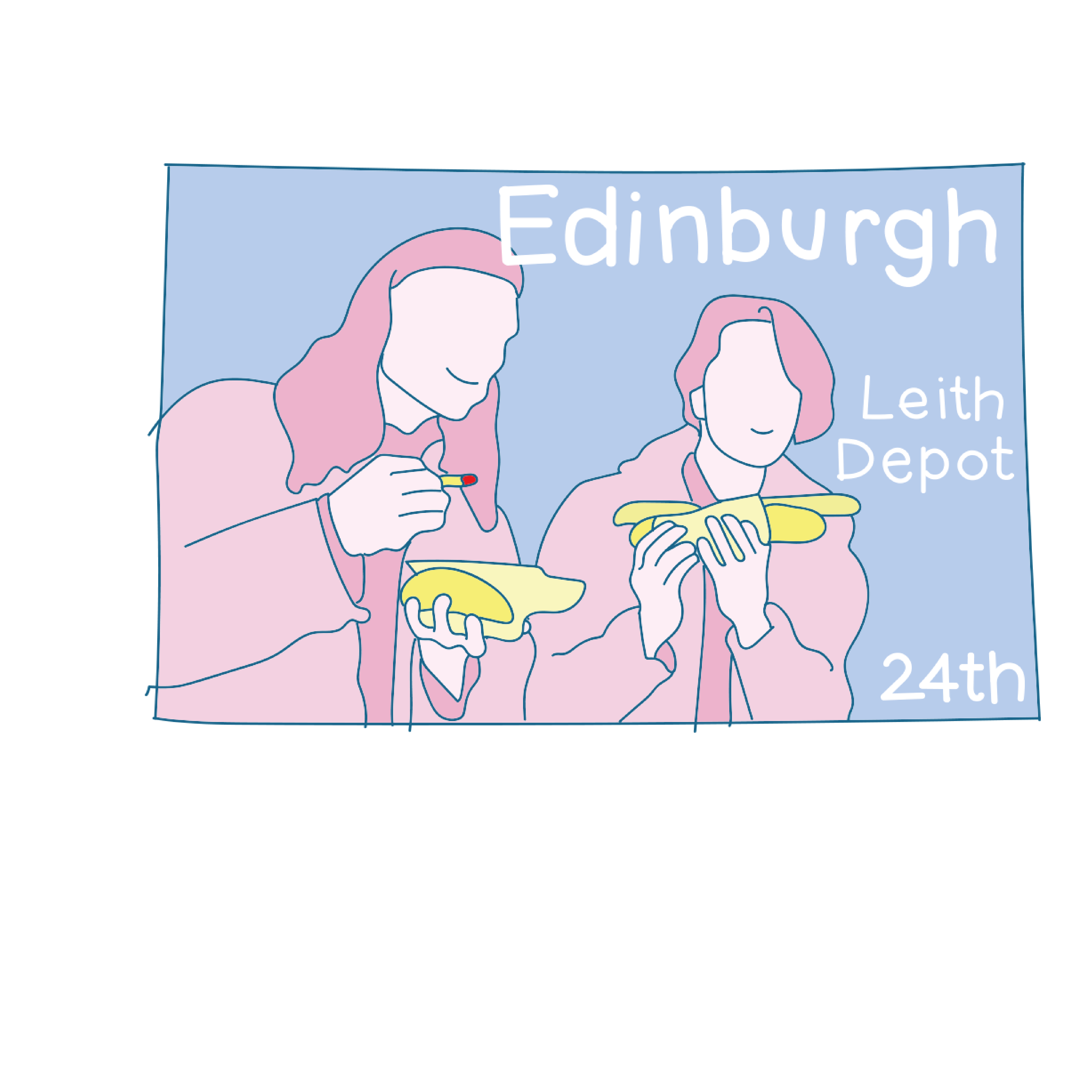 24th - Edinburgh